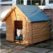 Rowlinson Medium Dog Kennel 3ft x 3ft (0.98mm x 1.03m)