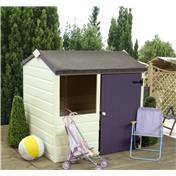 Jasmine Playhouse 4ft x 3ft (No Floor)