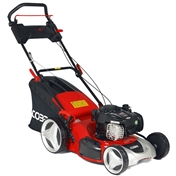 Petrol 4 in 1 Rotary Self Propelled Lawnmower - 46cm - Cobra MX46SPB - Free Oil & Free Next Day Delivery*