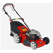 Petrol 4 in 1 Rotary Self Propelled Lawnmower - 51cm - Cobra M51SPB - Free Oil & Free Next Day Delivery*