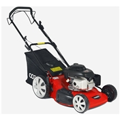 Petrol 4 in 1 Rotary Honda Powered Self Propelled Lawnmower - 51cm - Cobra M51SPH - Free Oil & Free Next Day Delivery*