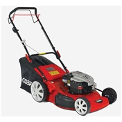 Petrol 4 in 1 Rotary Self Propelled Lawnmower - 56cm - Cobra M56SPB - Free Oil & Free Next Day Delivery*
