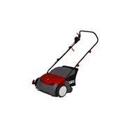 Cobra 1300w Electric Scarifier - 32cm Raking Width - Free Next Day Delivery*