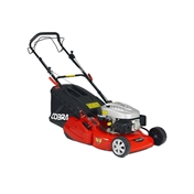 Rear Roller Rotary Self Propelled Lawnmower - 46cm - Cobra RM46SPC - Free Oil & Free Next Day Delivery*