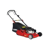 Honda Powered Self Propelled Rear Roller Rotary Lawnmower - 46cm - Cobra RM46SPH - Free Oil & Free Next Day Delivery*