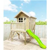 Tulip Tower Playhouse & Slide 5ft x 7ft