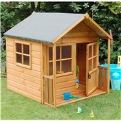 Playaway Rowlinson Playhouse 5ft x 5ft (1.60m x 1.56m)