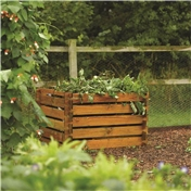 Deluxe Budget Composter 3ft x 3ft (1.0m x 1.0m)