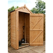 "3ft 2"" x 2ft Wooden Sentry Garden Box - 48HR + SAT Delivery*"