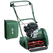 Suffolk Punch P17SK Petrol Cylinder Lawnmower