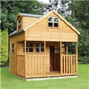 Dorma Playhouse Double Storey 7ft x 7ft