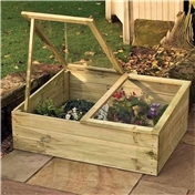 "Deluxe Timber Coldframe 3'4"" x 2'7"" (1.02m x 0.81)"