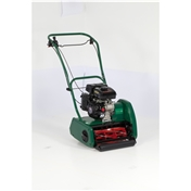 Allett Classic 14L Petrol Cylinder 35cm Lawnmower - Free Next Day Delivery & Free Oil*