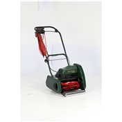 Allett Kensington 12E Electric 340W Self Propelled Cylinder 30cm Lawnmower - Free Next Day Delivery*