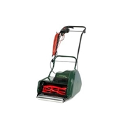 Allett Kensington 14E Electric 340W Self Propelled Cylinder 35cm Lawnmower - Free Next Day Delivery*