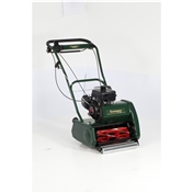 Allett Kensington 17K Petrol Cylinder 43cm Lawnmower - Free Next Day Delivery & Free Oil*