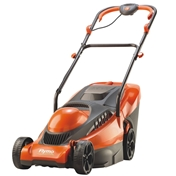 Flymo Chevron 34VC 1400w Electric Rotary Mower - Free Next Day Delivery*
