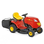 Wolf Garten Select 30 Ride On Tractor Mower - 76cm Rear Discharge Deck - Free Delivery & Pre Delivery Inspection