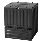 Madrid Eco King Composter 600 Black