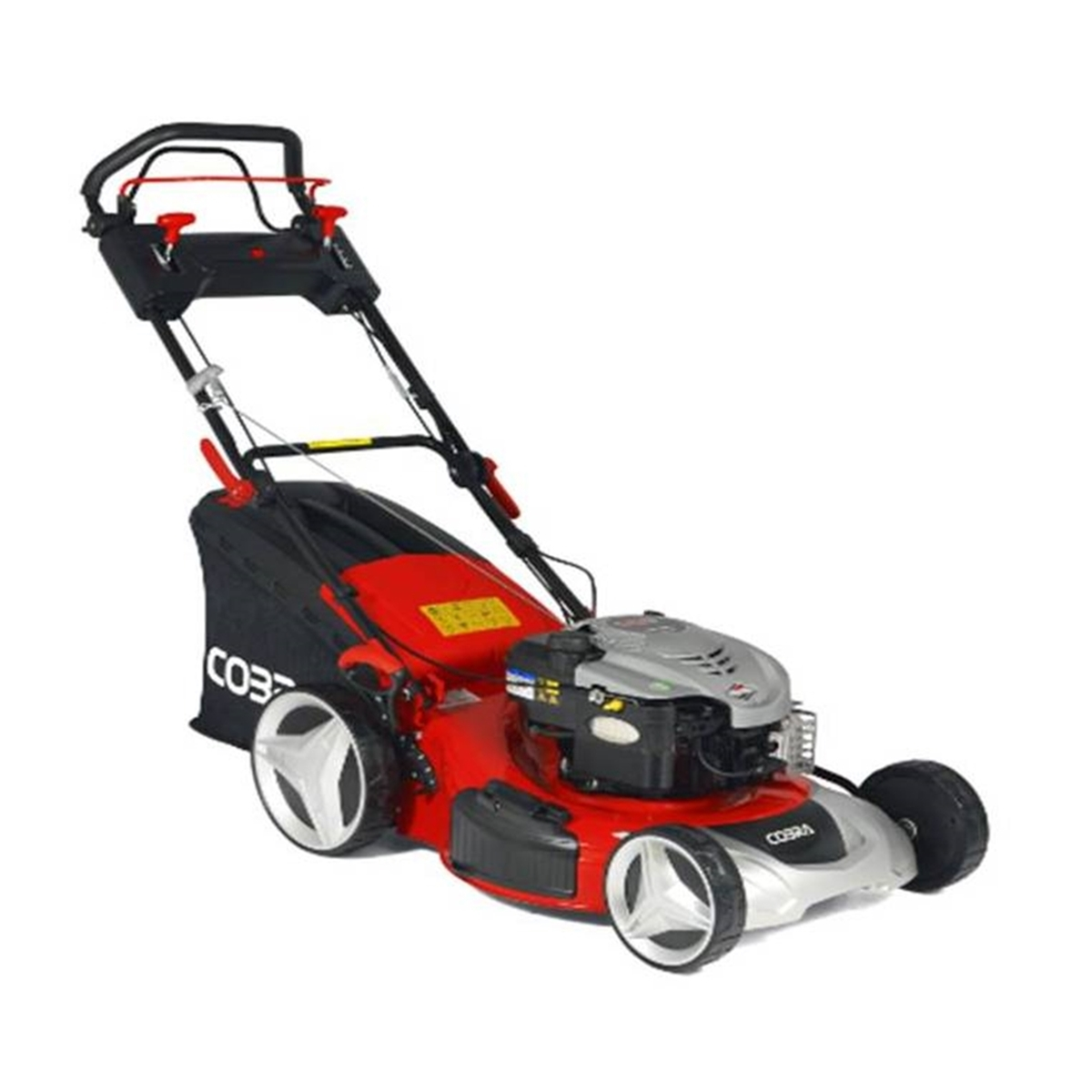 Petrol 4 in 1 Rotary 4 Speed Self Propelled Lawnmower -