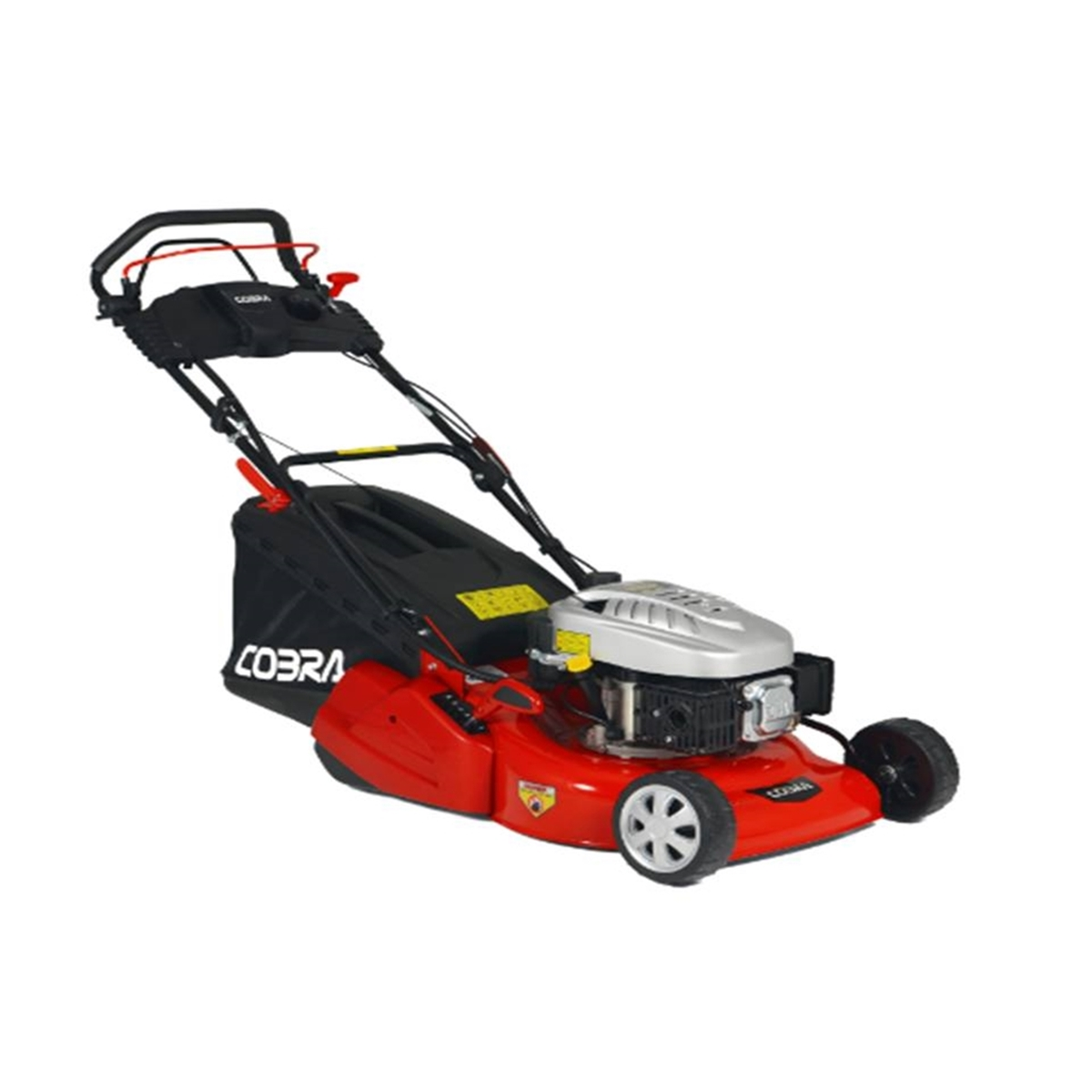 Electric Start Self Propelled Rear Roller Rotary Lawnmower