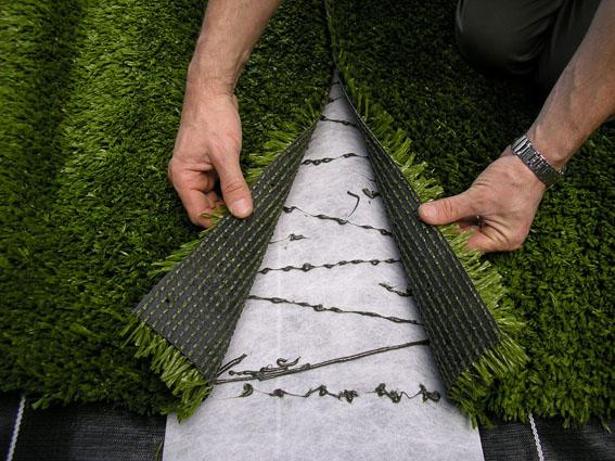 Artificial Grass Eligrass Platinum Including Installation 1 Metre Squared