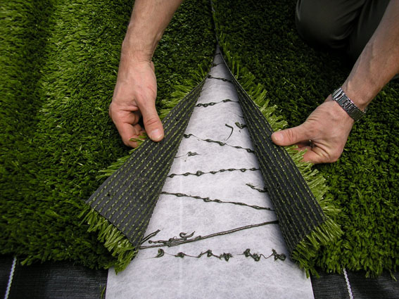 Artificial Grass Eligrass Gold Including Installation Price Per 1m2 Select Quantity Required