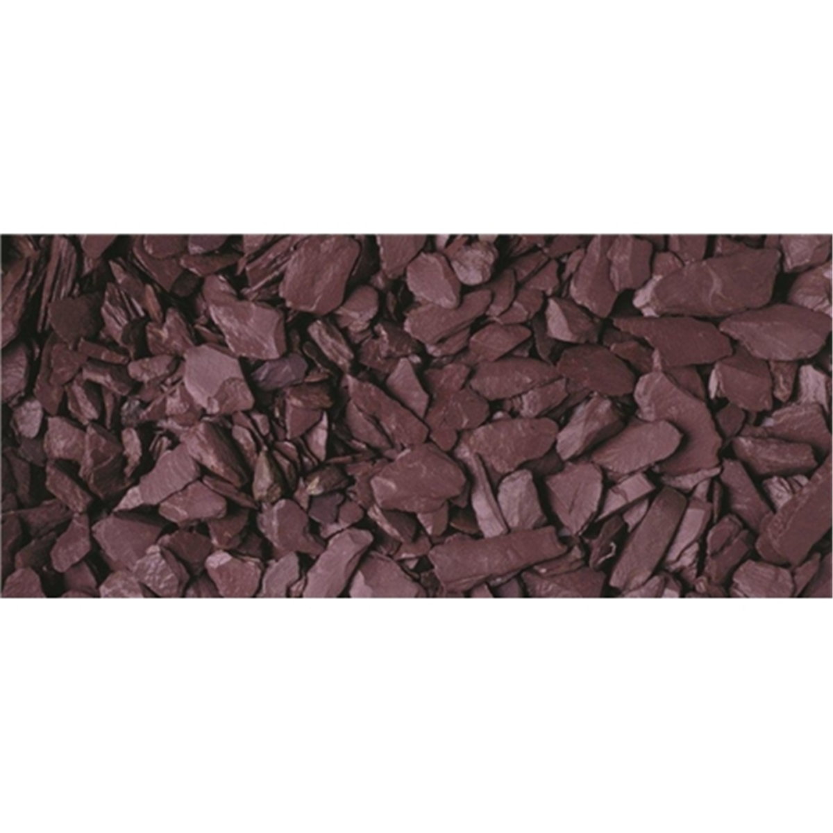 Bulk Bag 850kg 40mm Plum Slate Gravel