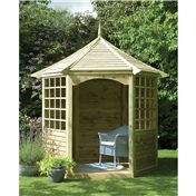 Click to view product details and reviews for 9 X 8 Arden Gazebo Assembled.