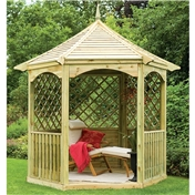 Click to view product details and reviews for 9 X 8 Burford Gazebo Assembled.