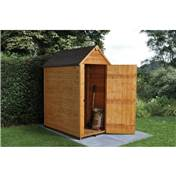 Click to view product details and reviews for 3 x 5 Overlap Apex Garden Shed.