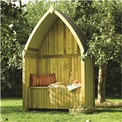 Click to view product details and reviews for Deluxe Winchester Arbour.