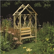 Click to view product details and reviews for Deluxe Rustic Seat.