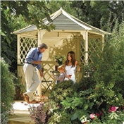 Click to view product details and reviews for Deluxe Gainsborough Gazebo.