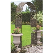 Click to view product details and reviews for Deluxe Willow Cottage Arch.