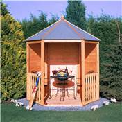 Click to view product details and reviews for 7 X 6 Wooden Gazebo.