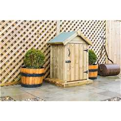 Redwood Pressure Treated Wellington Boots Garden Store