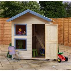 Double Storey Playhouse 5ft x 5ft