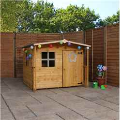Apex Playhouse 5ft x 5ft With Overhang