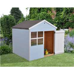 4ft x 4ft Peach Playhouse