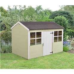 6 x 4 Damson Playhouse