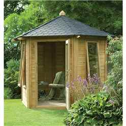 11 x 9 Henley Summerhouse