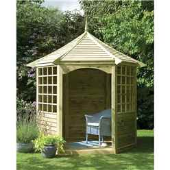9ft x 8ft Arden Gazebo - Assembled