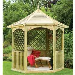 9ft x 8ft Burford Gazebo