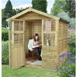 6ft x 6ft Stroud Summerhouse