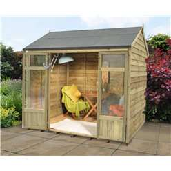 8ft x 6ft Winchcombe Summerhouse