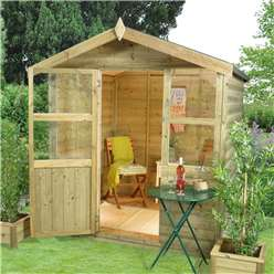 6ft x 6ft Charlbury Summerhouse