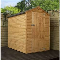 6 x 4 Wooden Shiplap Tongue and Groove Plus (12mm Tongue & Groove Floor) - 48HR + SAT Delivery*