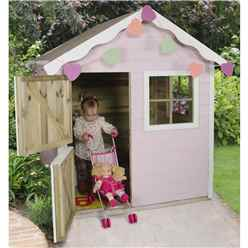 4ft x 4ft Sage Playhouse
