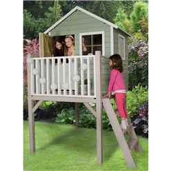 4 x 4 Sage Tower Playhouse